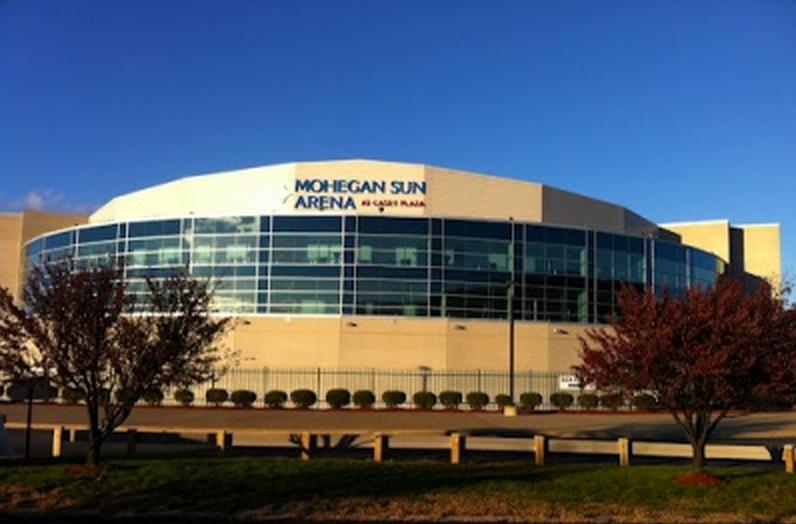 Park Place Mercedes >> VIPTix.com - Mohegan Sun Arena at Casey Plaza Tickets